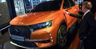 DS7 Crossback на Женевском автосалоне