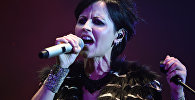 Солистка рок-группы The Cranberries Долорес О'Риордан